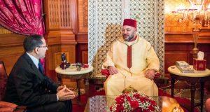 الملك محمد السادس يعين وزراء جدد بحكومة العثماني
