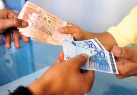 تراجع لافت للدرهم أمام اليورو بعد ساعة واحدة فقط من إعلان المغرب تعويم العُملة