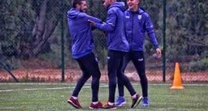 اتحاد طنجة يستعد للشوط الثاني من البطولة
