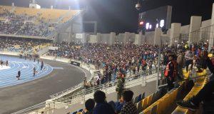 إدارة ملعب طنجة الكبير تشتكي جماهير اتحاد طنجة