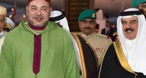 ملك البحرين يبدي إعجابه بمدينة تطوان