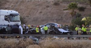 مصرع مغربي في حادث سير خطير بمورسيا الإسبانية