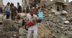 أمريكا تواصل تزويد السعودية بالأسلحة لقصف اليمن