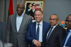 """رئيس الاتحاد الإفريقي يُقرِّب بطولة """"الكان"""" من المغرب"""