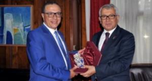 """وزير المالية المغربي ينفي وصف قرار الرفع من قيمة الرسوم الجمركية على المنتوجات التركية ب""""السياسي"""""""