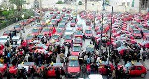بسبب الارتفاع الصاروخي للمحروقات.. إضراب مهنيي النقل بوجدة يدخل يومه الرابع