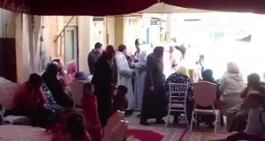 الحادث في طنجة ومأتم في خنيفرة