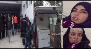 شهادات ناجيات من حادث القطار بطنجة