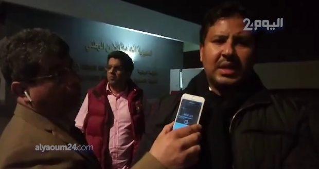 استمرار اعتقال توفيق بوعشرين