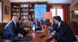 """جهة طنجة تستقبل مستثمرين يرغبون في الاستثمار في مدينة محمد السادس """"طنجة-تيك"""""""