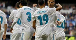 أشرف حكيمي يروج للدارجة المغربية في ريال مدريد