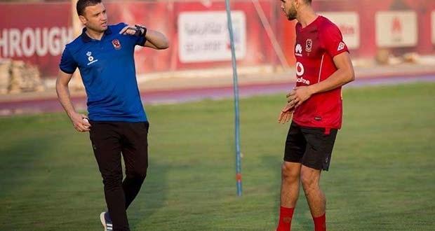 مدرب الأهلي المصري ينصح رونار بإشراك وليد أزارو