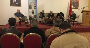 """في لقاء بطنجة: احتفاء ب""""سنوات التحرير"""" وانتقاد للتلفزيون المغربي"""