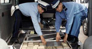 حجز 40 كيلوغراما من المخدرات بشاحنة بالميناء المتوسطي