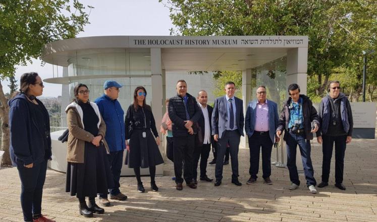 النقابة الوطنية للصحافة المغربية تدين زيارة إسرائيل
