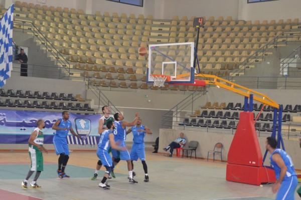 اتحاد طنجة لكرة السلة يحصد انتصارا آخر على حساب إثري الناظور