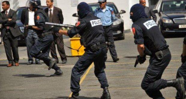 الأمن يعلن تفكيك خلية تابعة لداعش بطنجة