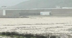 الفيضانات قد تُغرق المسؤولين عن بناء السجن الجديد بطنجة