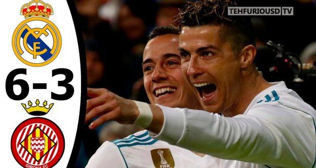 ريال مدريد يثأر من فيرونا.. ورونالدو يطارد ميسي