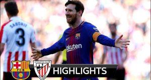 برشلونة تقترب من حسم اللقب بعد خسارة أتلتيكو مدريد