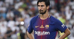 """أندري غوميز يخرج عن صمته ويصف لعبه مع برشلونة ب""""الجحيم"""""""