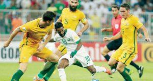 المنتخب البلجيكي ينذر السعودية التي ستلعب مباراة افتتاح مونديال روسيا