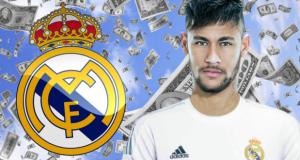 لاعبو ريال مدريد يوافقون على التعاقد مع نيمار