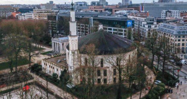 بلجيكا تطرد السعودية من إدارة المسجد الكبير في بروكسل