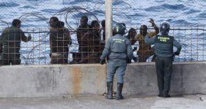 مصرع مهاجرتين خلال محاولتها الوصول لسبتة بحرا