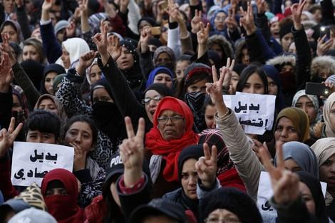 دعوة للتظاهر غدا في وجدة تضامنا مع جرادة