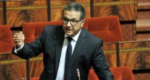 """من داخل البرلمان.. الوزير بوسعيد يصف دعاة المقاطعة ب""""المداويخ""""..!"""