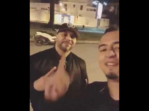 """""""سلام الشجعان"""" بين الرابور مسلم والرابور """"كريزي"""" + فيديو"""