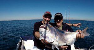 متعة الصيد بالمضيق