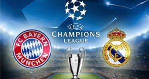 هذه هي القنوات التي ستنقل بالمجان مباراة الباييرن وريال مدريد هذا المساء
