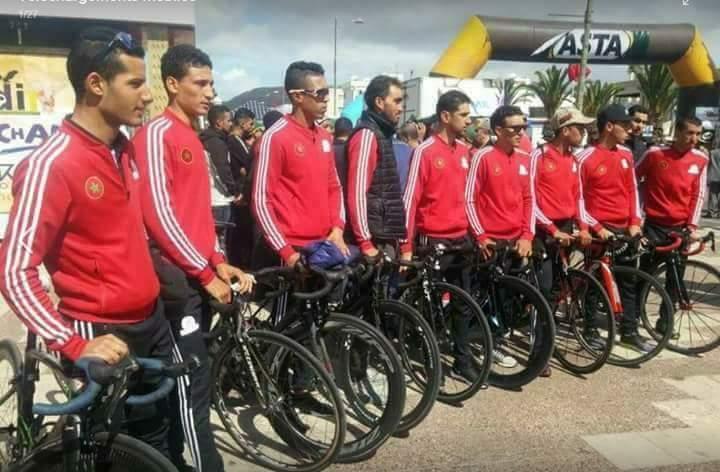 كل المغاربة تضامنوا مع أفراد المنتخب الوطني للدراجات في مواجهة الجامعة الملكية المختصة