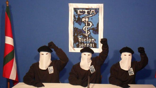 """منظمة """"إيتا"""" الباسكية ستحل نفسها الشهر المقبل"""