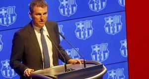 بسبب الإقصاء أمام روما: برشلونة يتخلص من مديره الفني