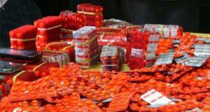 حجز كمية كبيرة من الأقراص المهلوسة بالميناء المتوسطي