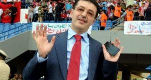 لجنة الأخلاقيات بالجامعة تستدعي رئيس المغرب التطواني للاستماع إلى أقواله..