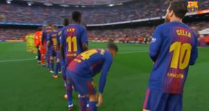 هكذا أحتفل نادي برشلونة بعيد الأمّ..