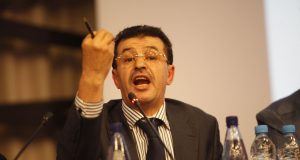 """أبرون استقال من رئاسة المغرب التطواني لأسباب """"صحية وشخصية"""""""