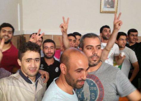 بداية حملة مكثفة لإطلاق سراح معتقلي حراك الحسيمة