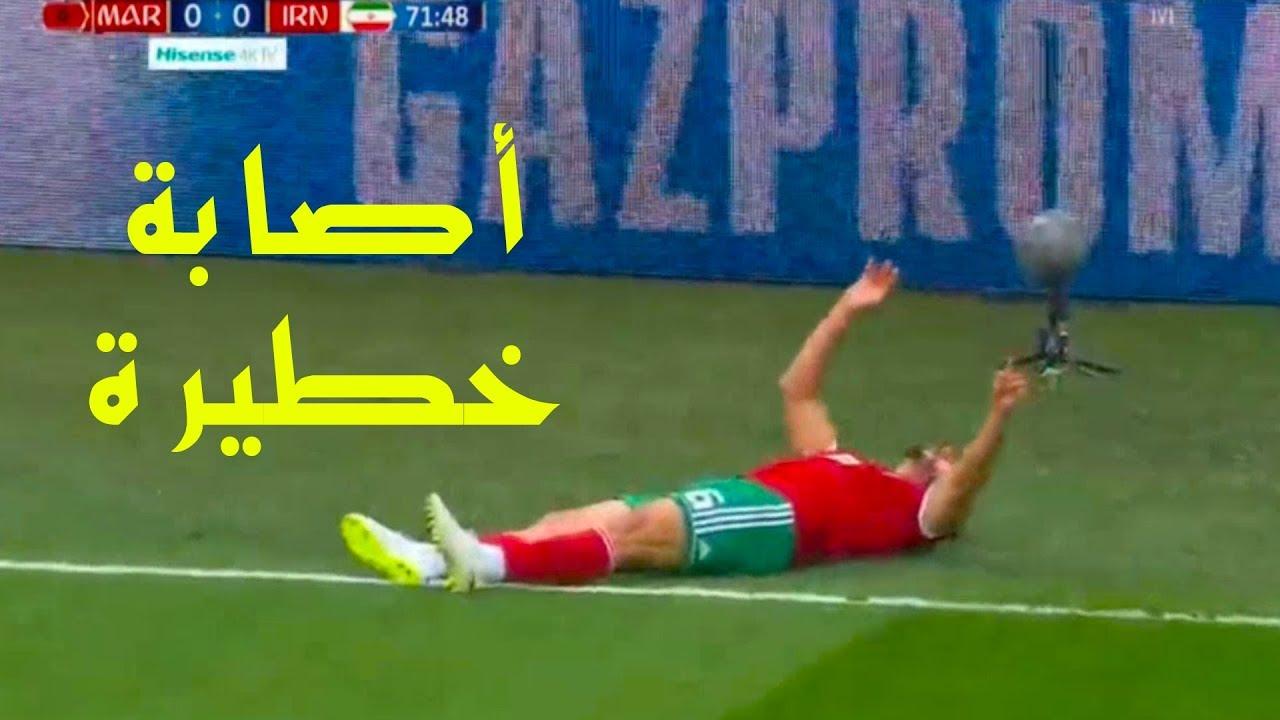هل تعامل الطاقم الطبي المغربي مع أمرابط بطريقة بدائية..؟!