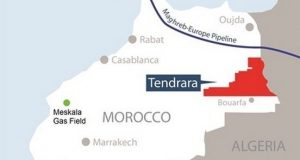 الشروع في تشييد أنابيب لنقل الغاز المكتشف حديثاً شرق المغرب