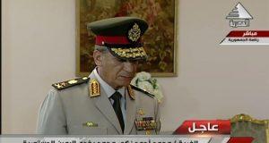 عجائب مصر السيسي: الضابط الذي اعتقل الرئيس الشرعي محمد مرسي صار وزيرا للدفاع.. !