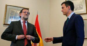 إسبانيا: راخوي يغادر.. وسانشيز رئيساً جديدا للحكومة