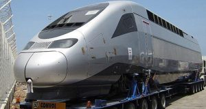 سرعة قياسية في تجربة القطار السريع المنطلق من طنجة