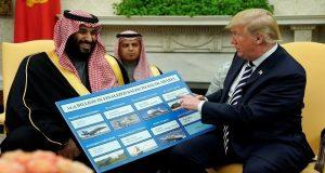 ترامب وبن سلمان.. تحالف مقدس ضد الملف المغربي