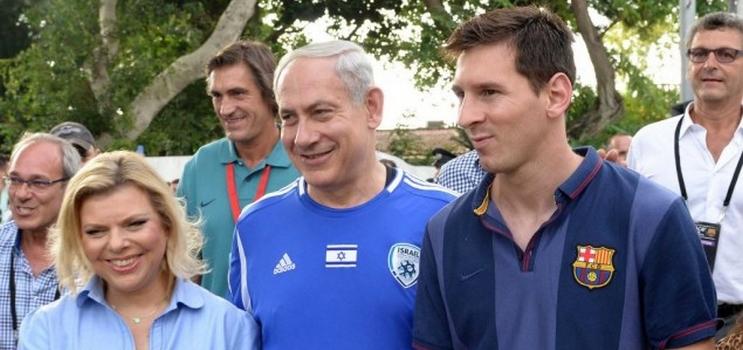 بعد أن أجبره الفلسطينيون على عدم اللعب في القدس: الفيفا تحول قميص ميسي إلى قميص عثمان