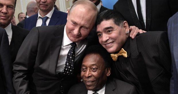 فلاديمير بوتين.. أكبر رابح من مونديال روسيا